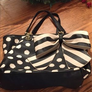 SALE Betsy Johnson Tote